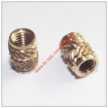 China Supplier Brass Insert Hot Melt Nut Manufacturer for Phone