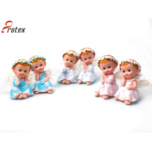 Decoración de Navidad Polyresin Babies