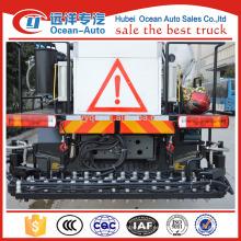 Howo 4x2 bitumen camión distribuidor, Bitumen Sprayer Truck en asfalto camión de mantenimiento de pavimentos