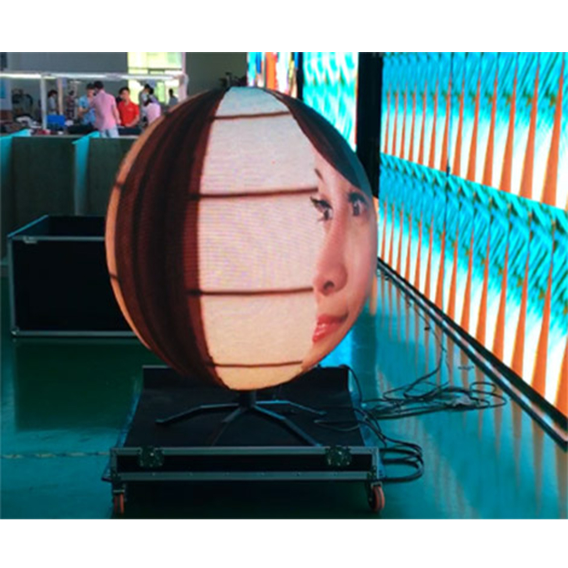 Sphere LED Display P5 LED Ball