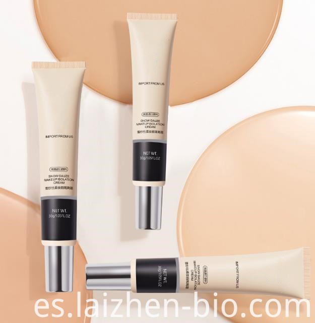 Makeup base cream