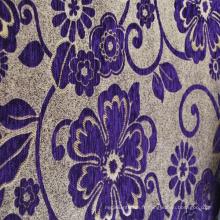 Type de matériau Tissu Chenille pour canapé