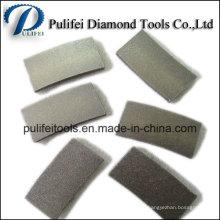 Diamond Blade Segment Cutting Granite Marble Sandstone Lava Stone