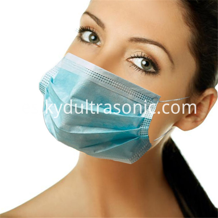 surgical inside earloop mask
