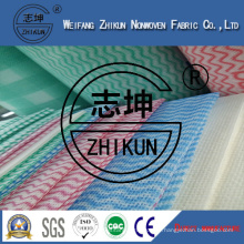 22mesh and 37mesh Spunlace Nonwoven Fabric for Kitchen Clean