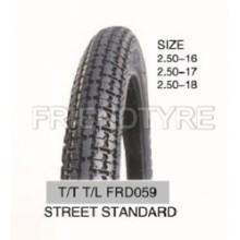 Motorrad-Reifen 2,50-16