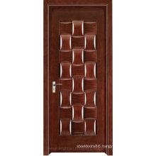 Luxury Villa Entrance Solid Wooden Door High Quality Door