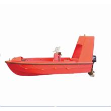 SOLAS F.R.P fast rescue boat rigid fiberglass life boat