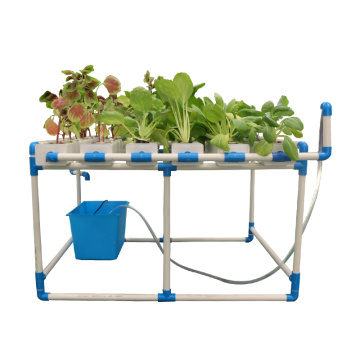 Square Pipe Hydroponic Systems Indoor Hydroponic Systems