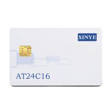 Wenden Sie sich an IC Smart Cards SLE5528 SLE5542 Chipkarte