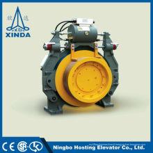 Gear Door Motor Do Elevador Gearless Gearing Escalier