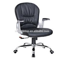 Cadeira de escritório para escritório em couro C605