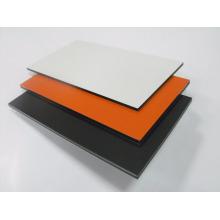 Покрытие ПЭТ / ПВДФ Alu DAG Алюминиевая композитная панель