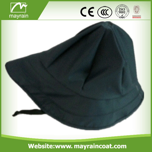 High Quality PU Hood with Printing