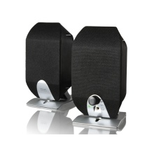2,0 klassische multimedia kleinen PC-Lautsprecher