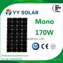 170 Watt Flexible Solar Power PV Module Foe Street Lights