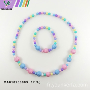 wholesale collier de bonbons pour enfants collier de bonbons bubble gum