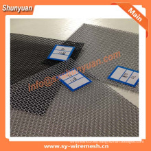 ISO9001 Shunyuan Anping fábrica Bullet Proof malla