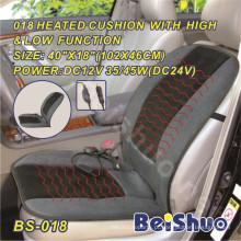 Almofada de assento com massagem aquecida Multifunction do corpo cheio