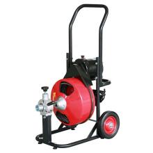 D-330ZF Abflussreiniger, Rohrreinigungsmaschine mit CE-Zulassung