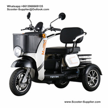 Tricycle électrique 55 km Scooter 60v 20ah