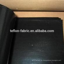 Boa qualidade de teflon fibra de vidro preço tecido