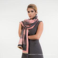 Usine vente directe coton solide plaid colorant doux hijab châle arabe viscose écharpe