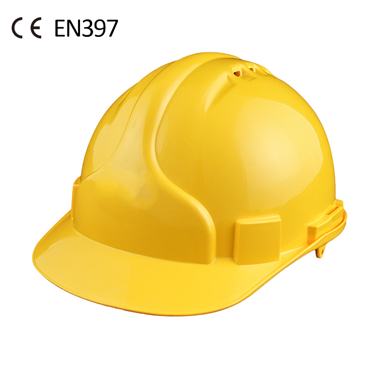 Safety Helmet with Vents