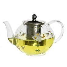 Handcraft Glass Camomile Teapot