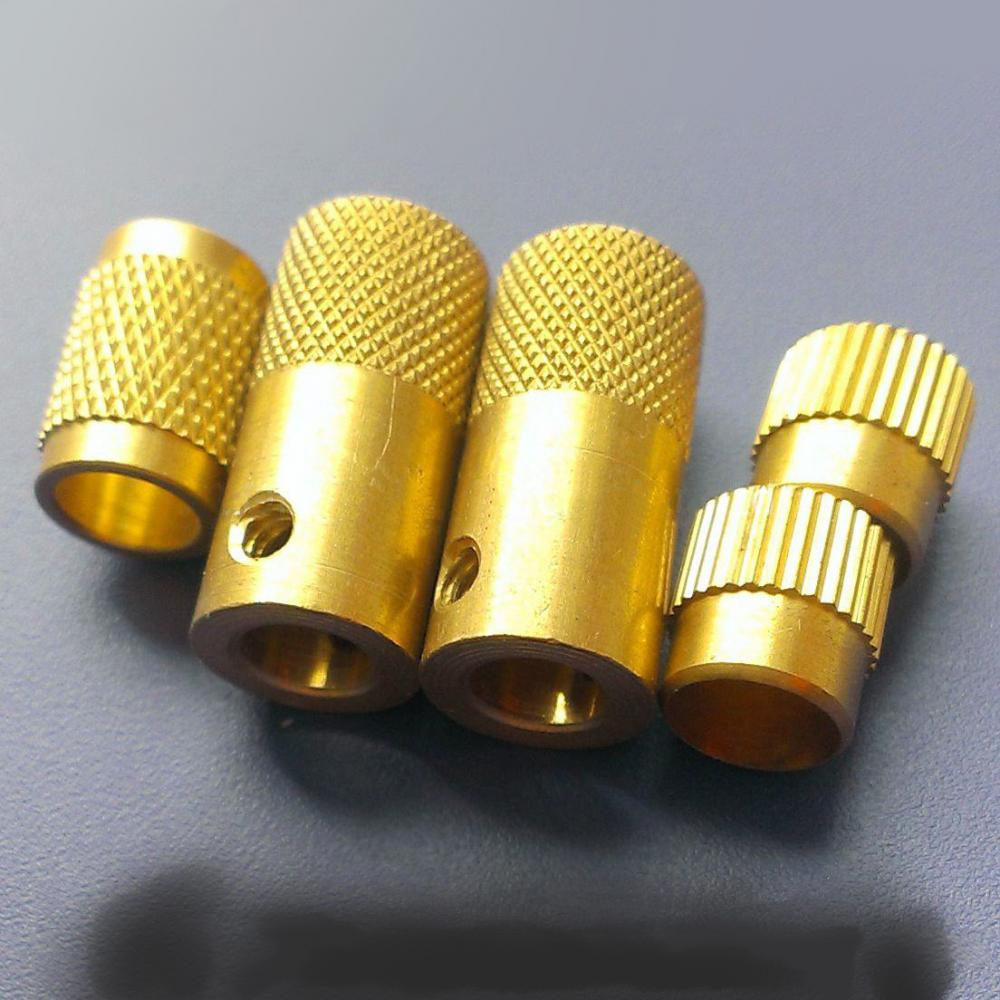 Brass CNC Turning Car Auto Component parts