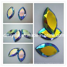 Fashion Glass Garment Rhinestone (DZ-1041)