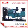 Diesel engine generating set with water pump