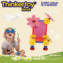 Kids Educational Toy DIY Open End