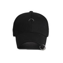 Unique Wholesale Black Fashion Baseball Caps