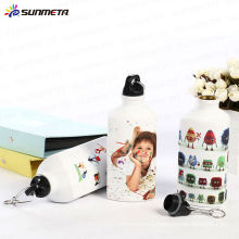 New Sports Bottle For Sublimation Triangle Shape 500ML/600ML/750ML