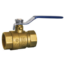 new light-duty lead free forged brass IPS ball valves with CSA NSF61CUPC AB1953 lower price
