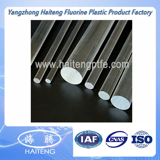 Transparent Pmma Round Rod