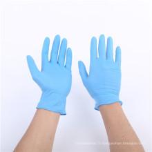 Gant en vinyle / gant jetable avec poudre ou sans poudre