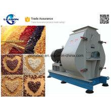 Machine de moulin de marteau de maïs utilisée dans la ligne de fabrication de granule d'alimentation
