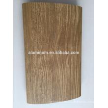 ALUMINIUM WOOD GRAIN TRANSFER PROFILES