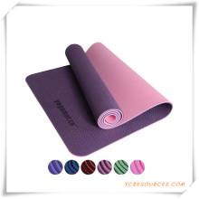 100 % TPE Yoga-Matte, Yoga Matte TPE, Pilates-Matte für Förderung
