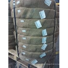 Blue Tempered Steel Strapping to Saudi Arabia/Dubai