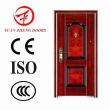 Exterior Position and Security Type Steel Door
