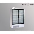 Commercial refrigerator freezer upright cooler freezer