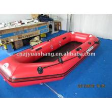 barco de pesca inflável 330