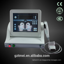 REAL HIFU anti arrugas máquina de eliminación hifu doublo hironic co