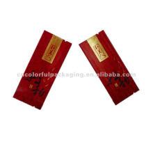 sacos de empacotamento do papel do reforço lateral pequeno para o chá