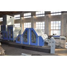 High Production Worsted Wool Fiber Chemical Fiber Carding Machine 300kg/H