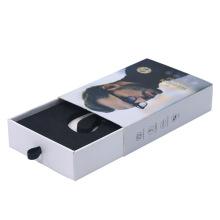 Caja personalizada del paquete del auricular del cajón de la diapositiva para el auricular