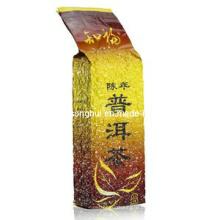 Saco de chá plástico personalizado do vácuo / saquinho de chá vazio